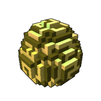 Golden Infineon Dragon Egg