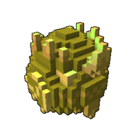 Golden Lightning Dragon Egg