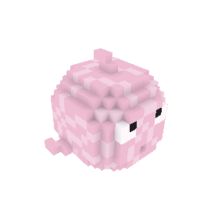 Pink High Flying Cotton Candish (Trove – PC/Mac)